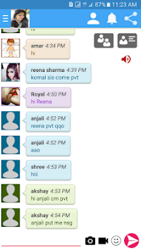 Indian Girls Live Chat pc screenshot 2