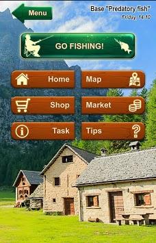 Fishing Baron - realistic fishing game pc screenshot 1