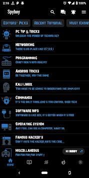 Spyboy - Unleash the Power of Technology pc screenshot 1