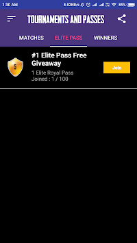 P-U-B-G Free UC & Elite Royal Pass Daily App pc screenshot 1