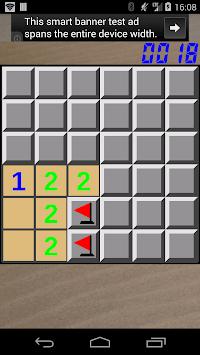 Mine Sweeper pc screenshot 1