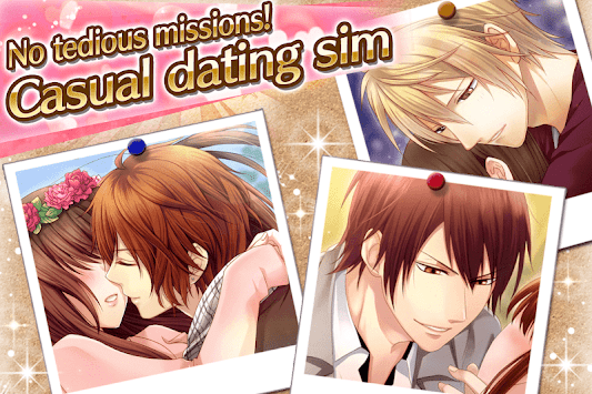 Love Plan: Otome games english free dating sim pc screenshot 2