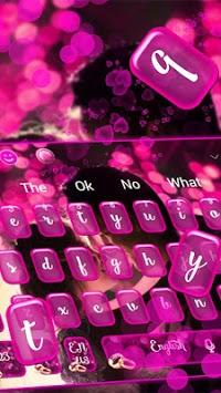 Romantic Couple keyboard Theme pc screenshot 1