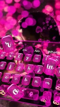 Romantic Couple keyboard Theme pc screenshot 2