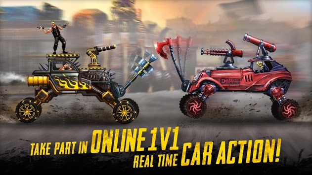 War Cars: Epic Blaze Zone pc screenshot 1