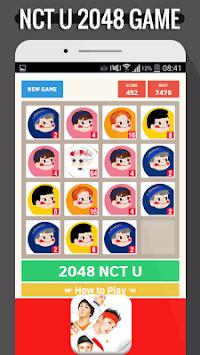 2048 NCT U KPop Game pc screenshot 1