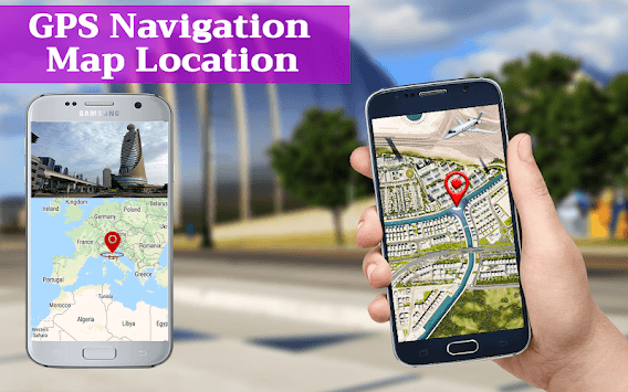 GPS Navigation & Direction - Find Route, Map Guide pc screenshot 2