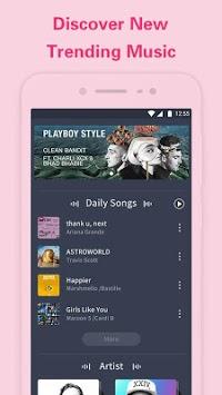 Free Music Player pc screenshot 1
