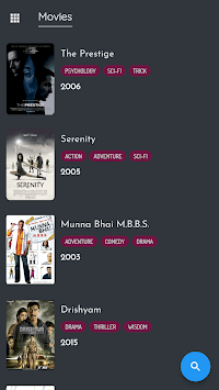 Movie Collection pc screenshot 2