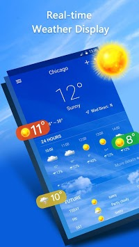 Weather Forecast App pc screenshot 2