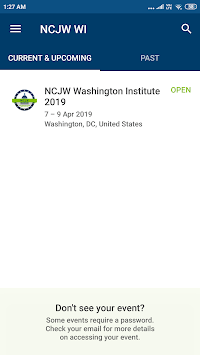 NCJW Washington Institute pc screenshot 2