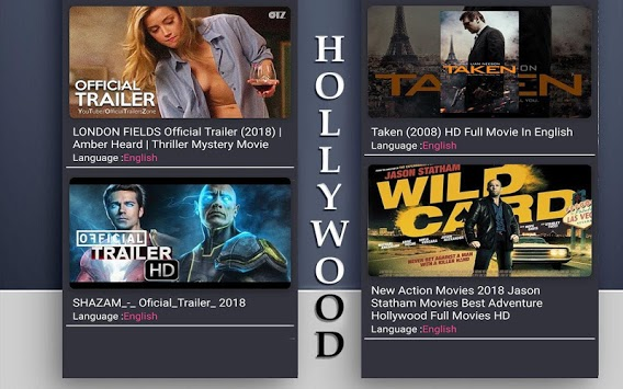 MovieFlix - HD Movies & Web Series pc screenshot 2
