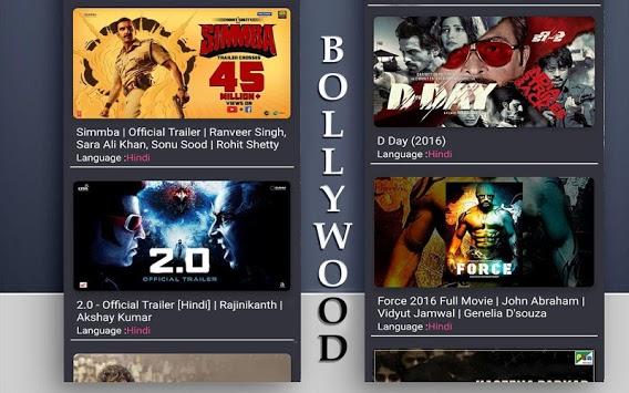 MovieFlix - HD Movies & Web Series pc screenshot 1
