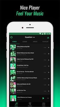 Equalizer & Bass Booster : Music Sound Equalizer pc screenshot 1