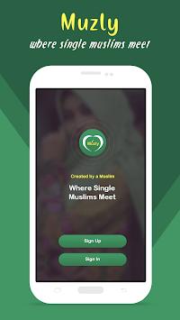 Muzly: Single Muslim Dating, Muz & Arab Match Chat pc screenshot 1
