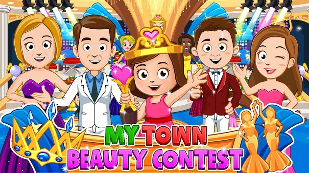 My Town : Beauty Contest - FREE pc screenshot 1