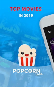 Popcorn Time - Free Movies & TV Shows pc screenshot 1