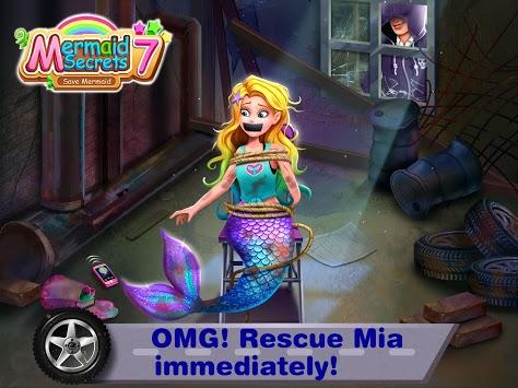 Mermaid Secrets 7– Save Mermaids Mia pc screenshot 1