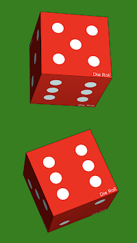 Die Roll animated dice roller pc screenshot 1