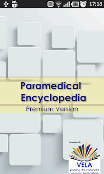 Paramedical Encyclopedia pc screenshot 1
