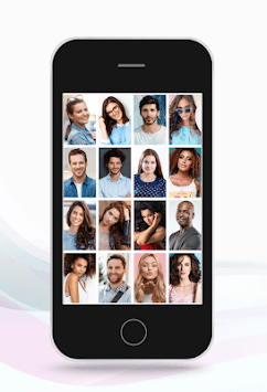Interracial Dating Mingle Flirt App pc screenshot 1
