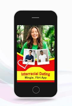Interracial Dating Mingle Flirt App pc screenshot 2