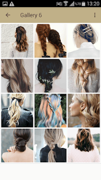 Hairstyle Ideas pc screenshot 1