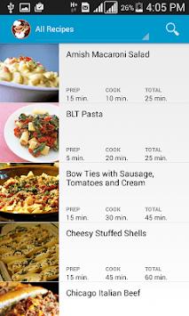 Italian Foods pc screenshot 1