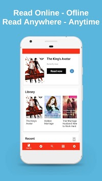 NovelReader - Read Novel Offline & Online pc screenshot 1