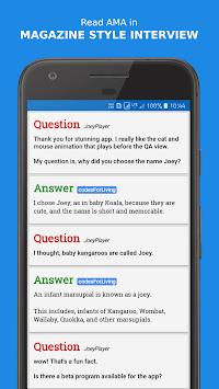 Joey for Reddit pc screenshot 1