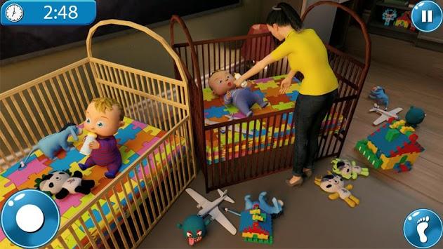 Real Mother Simulator 3D New Baby Simulator Games pc screenshot 2