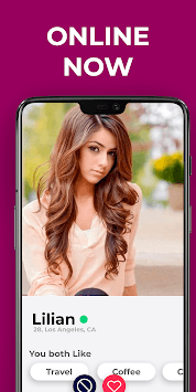 Online Dating - Match, Chat, Date and Meet Easily pc screenshot 1