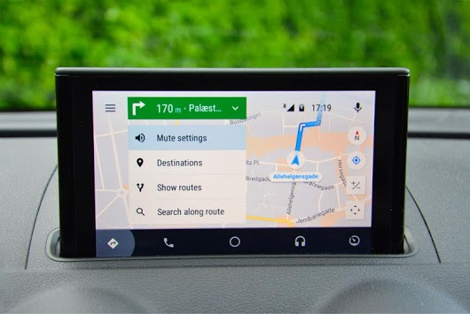 Companion for Android Auto Maps App pc screenshot 2