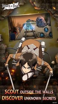 Attack on Titan: Assault pc screenshot 2