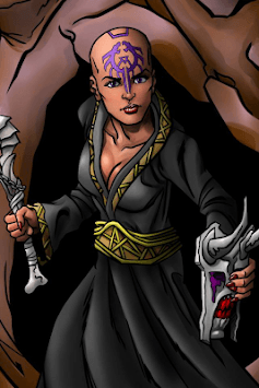 The Magician's Burden pc screenshot 1
