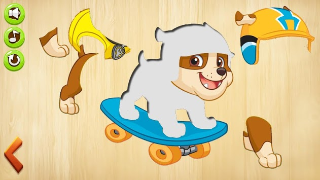Puppy Patrol Game for Kids pc screenshot 1