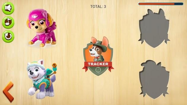 Puppy Patrol Game for Kids pc screenshot 2