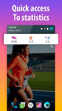 Pedometer for walking - Step Counter pc screenshot 1
