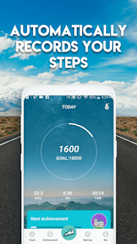 GoWalk - Steps Pedmeter pc screenshot 1