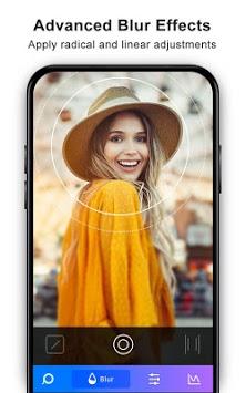Photo Art - Photo Editor, blur pic effect pc screenshot 2