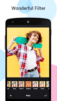 Photo Editor- Filter, Effect, Collage Maker pc screenshot 1