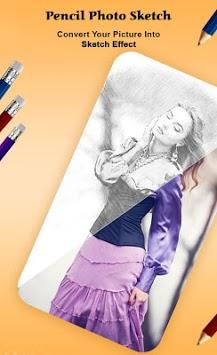 Pencil Sketch Photo Editor pc screenshot 1