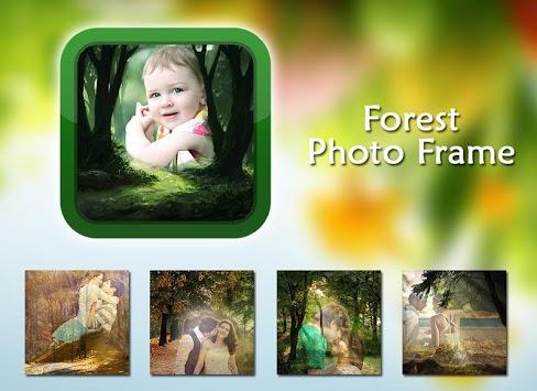 Forest Photo Frames pc screenshot 1