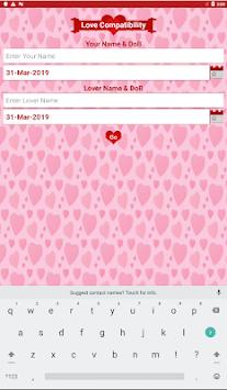 Love Test Pro - Love Compatibility pc screenshot 1