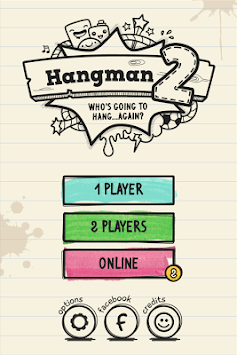 Hangman 2: Online pc screenshot 1