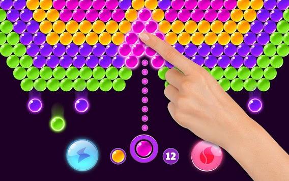 Pocket Bubble Pop pc screenshot 1