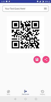 QR Code Scanner - Barcode reader- Create QR Code pc screenshot 1