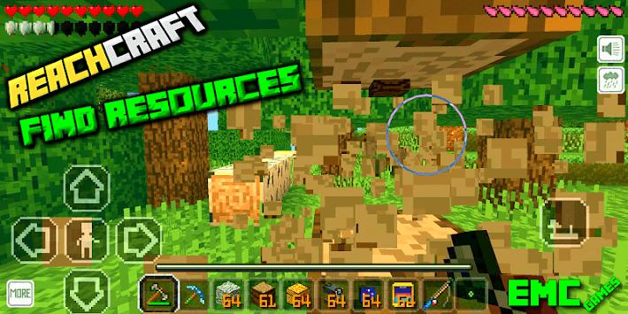 Building on ReachCraft pc screenshot 1
