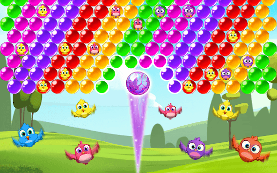 Bird Bubble Rescue pc screenshot 1