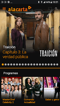 RTVE alacarta pc screenshot 1